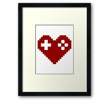 Love of the Game Framed Print