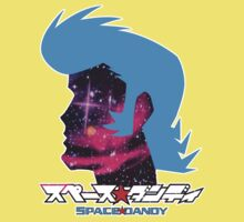 Space Dandy Design by TheDorknight