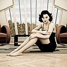 Vintage Woman by Vac1
