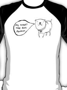 Staffies Aren't Evil T-Shirt