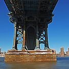 Manhatten bridge by Mark Walker