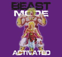 Beast Mode - Broly by Cemre61