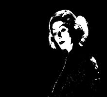 Tallulah Bankhead Is Plotting Murder by Museenglish
