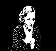 Tallulah Bankhead In Polka Dots by Museenglish