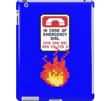 For Better Looking Responders Dial... iPad Case/Skin