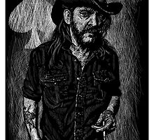LEMMY by Bradley Rubac