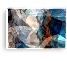 Kimura - Abstract Canvas Print