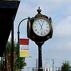 Our Clock by WildestArt