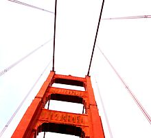 Golden Gate by Hennyphoto