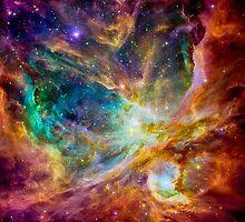 Where the stars are born by Eti Reid