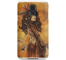 Idris, Goddess of Life Samsung Galaxy Case/Skin