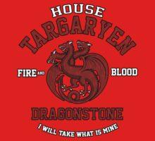 Team Targaryen Kids Clothes