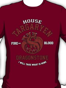 Team Targaryen T-Shirt