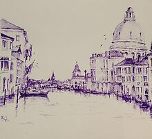 Venice memories #3 by Pauline Winwood