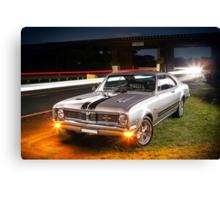 Kurt Davis' Holden Monaro GTS Canvas Print