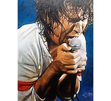 Jimmy Barnes Photographic Print