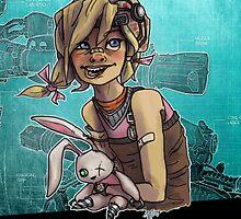 Tiny Tina by KeppitPhish