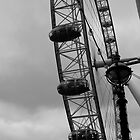 London Eye by grampsman