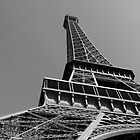 The eiffel tower - Paris by grampsman