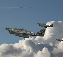 Me262 - Eagles Rising by warbirds