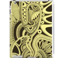 Vulturous Flower  iPad Case/Skin