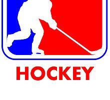 Hockey League Logo by kwg2200