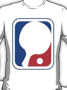 Ping Pong League Logo T-Shirt