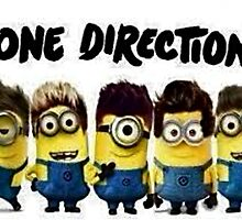 Minion - One Direction by NicoleManske