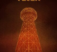 Tesla Tower by randoms