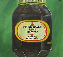 Mrs. H. S. Balls Chutney by Sonja Peacock