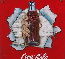 Coca-Cola by Sonja Peacock
