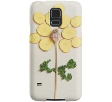 Eat Your Veggies Samsung Galaxy Case/Skin