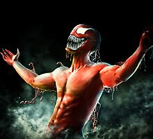 Carnage by jandrorevert