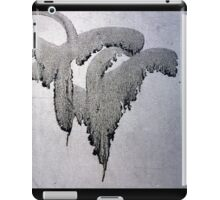 A CLOSER NY - ACCIDENTAL CALLIGRAPHY iPad Case/Skin