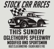 Oglethorpe - Stock Car Races by KlassicKarTeez