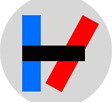 Twenty One Pilots logo by itsmePao