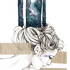 Universe · iPhone case by elia, illustration