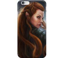 Tauriel iPhone Case/Skin