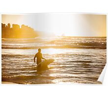 Surfers life Poster
