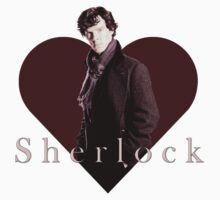 I Love Sherlock by meronichan