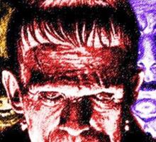 Classic Monsters COLOR POP! Sticker