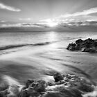 The Light in Black and White by PeaceInArt