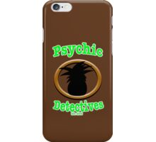 Psychic Detectives, Est. 2006 iPhone Case/Skin
