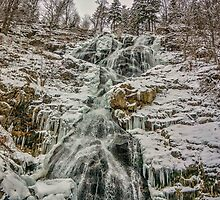 Todtnau Waterfall, Feldberg, Southern Germany by Mark Bangert
