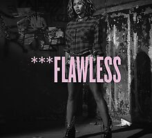 Beyoncé '***Flawless' Phone Case by Creat1ve