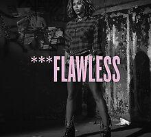 Beyoncé '***Flawless' Phone Case by Creat1ve