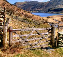 Haweswater by English Landscape Prints