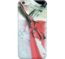 A CLOSER NY - BARRICADE RIBBON iPhone Case/Skin