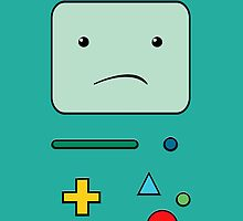 BMO Phone Case by Chibie