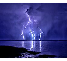 Lightning in a Heatwave by Yanni